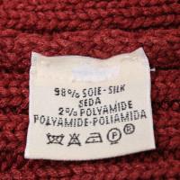 Hermès Pullover in Rostrot