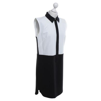 Karl Lagerfeld Kleden in zwart / White