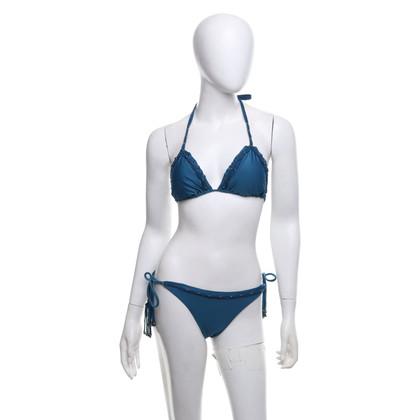 ViX Paula Hermanny Bikini in Petrol