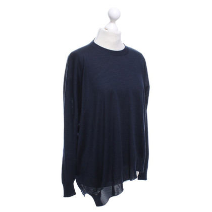 Stella McCartney Pullover in blue