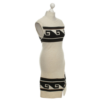 Isabel Marant Knitted dress with pattern