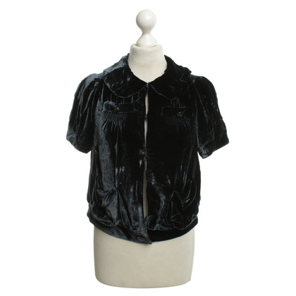 Marc by Marc Jacobs Short jacket made of velvet
