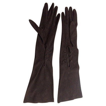 Blumarine long gloves