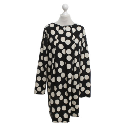 Piu & Piu Dress with dots pattern