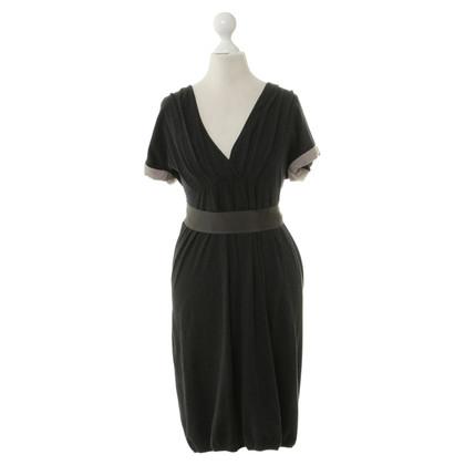 Brunello Cucinelli Kleid in Schwarz