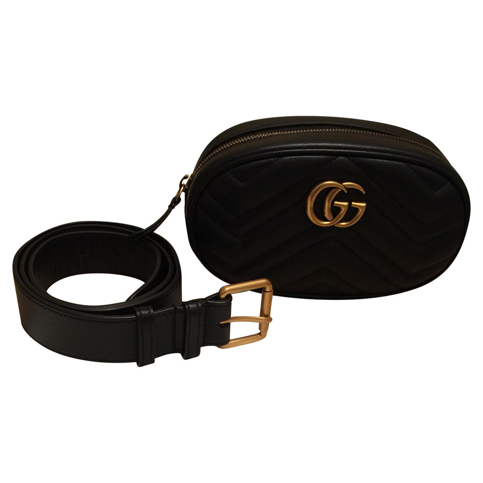 8d04bae7c8b6 Gucci Marmont Belt Bag Second Hand | Stanford Center for Opportunity ...