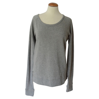 James Perse Gray sweatshirt
