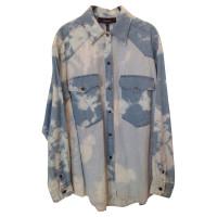 Isabel Marant Bleach denim shirt
