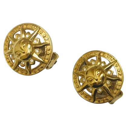 Christian Dior Clip earrings