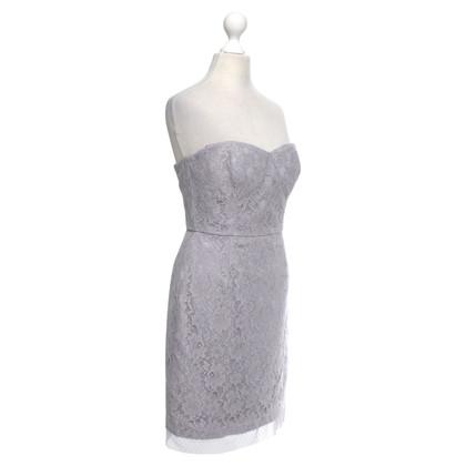 BCBG Max Azria Kleid mit Spitzenbesatz