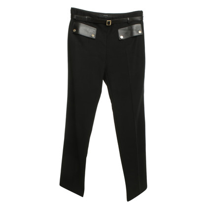Gucci Pantaloni in Black