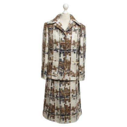 Chanel Haute Couture Costume con il modello