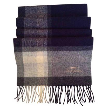 Thomas Burberry wollen sjaal