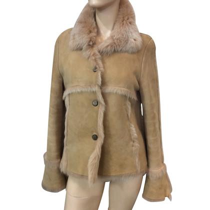 Karl Donoghue Lambskin jacket