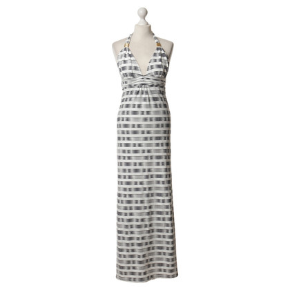 Heidi Klein Graphical pattern dress