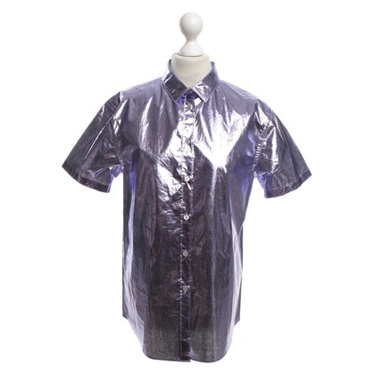 Burberry Shirt blouse with glossy surface