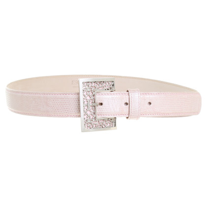 Escada Belt in pink