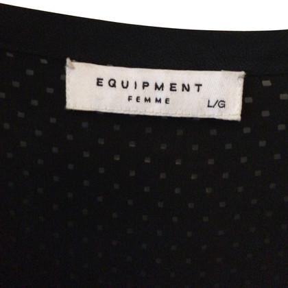 Equipment shirt de soie