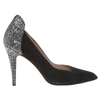 By Malene Birger pumps con finiture glitterate