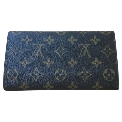 Louis Vuitton Geldbörse aus Monogram Canvas