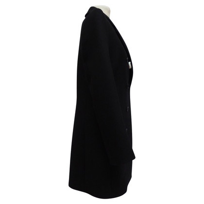 Balenciaga wool coat