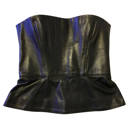 Dsquared2 Leather Corsage