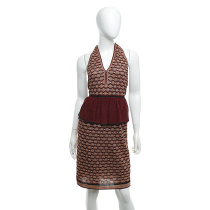 M Missoni Crochet dress with pattern