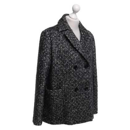 Moschino Love Mantel mit Muster