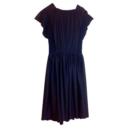 3.1 Phillip Lim Twlilight blu silk dress