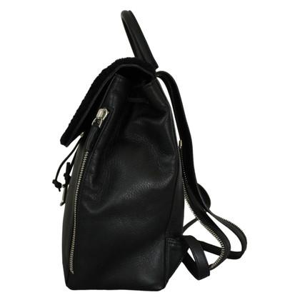 Iceberg Leather backpack