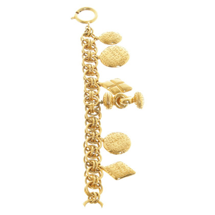 Chanel Bracelet with pendants