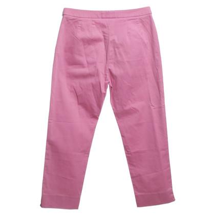 Max Mara Caprihose in pink