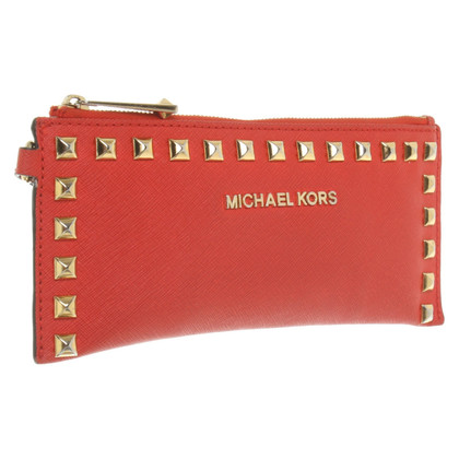 Michael Kors Wallet in red