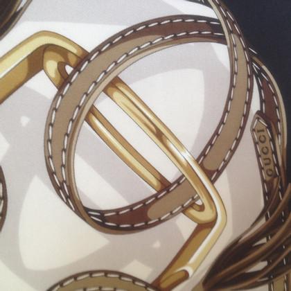 Gucci Foulard en soie