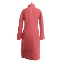 Rena Lange Pink woolen coat