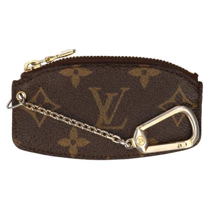 Louis Vuitton Schlüsseletui aus Monogram Canvas