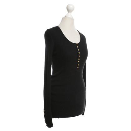 Chanel Maglione in nero