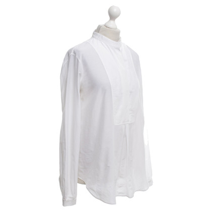Gucci Tuniek blouse in crème wit