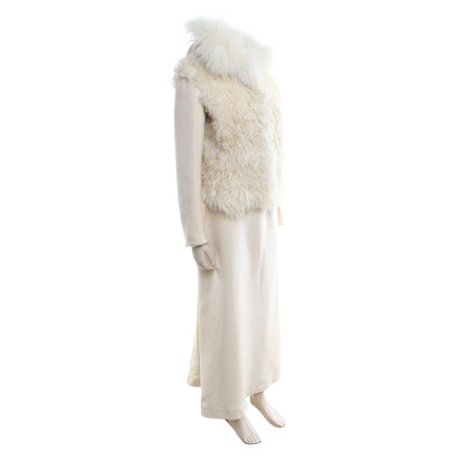 Other Designer Cacharel costume with fur trim