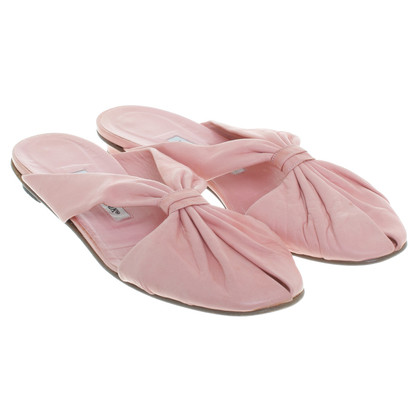 Manolo Blahnik Sandals in pink