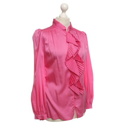 Milly Blouse in Pink
