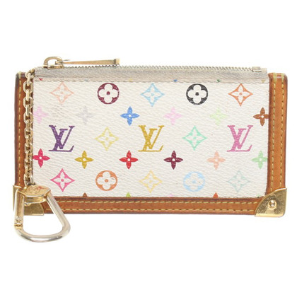 Louis Vuitton Key holder Monogram Multicolore Canvas