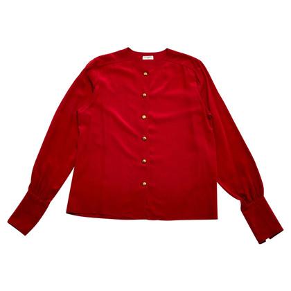 Chanel seta rossa FR40