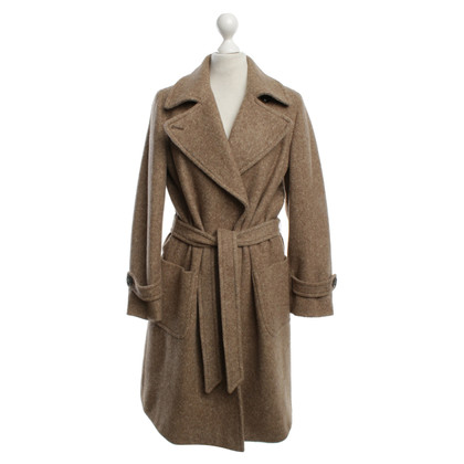 Max Mara Wool sheath with herringbone pattern
