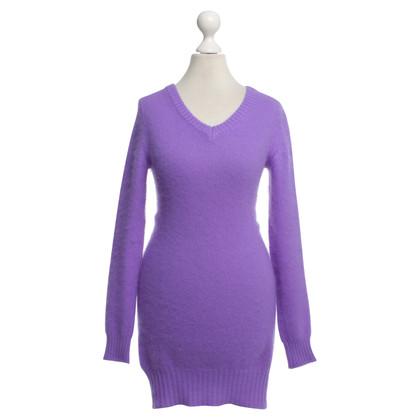 Dolce & Gabbana Angora trui in purple