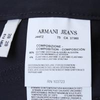 Armani Jeans Lichtgewicht jeans in marine blauw