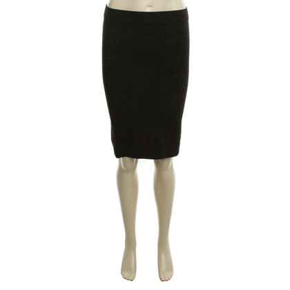 Wolford skirt in brown with pattern