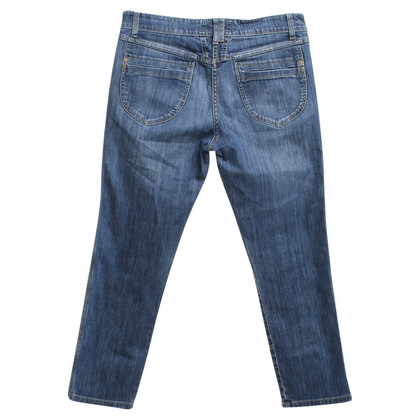 """Closed Jeans """"Pedal Pusher"""" in blauw"""