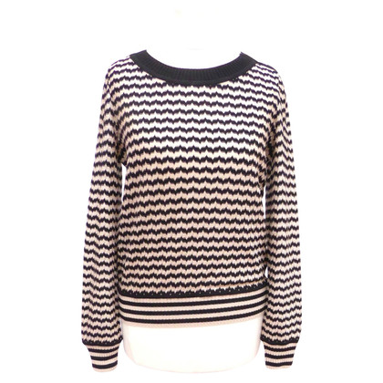 Missoni Sweater with shoulder buttons
