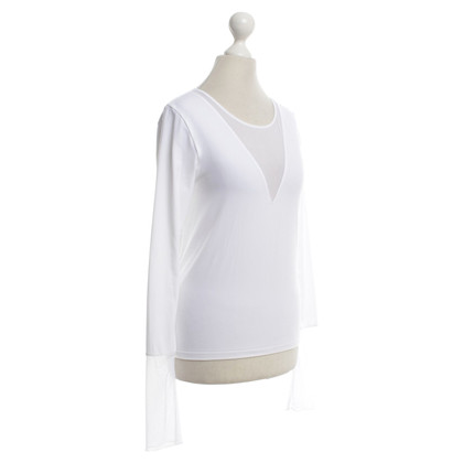 Wolford Shirt in cream white